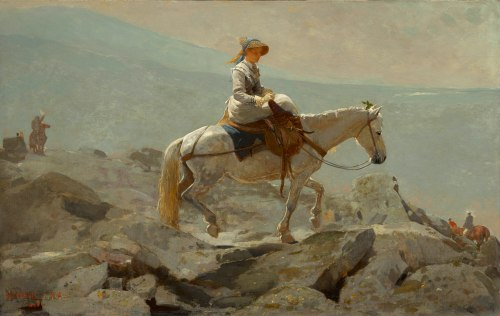 Homer_The Bridle Path
