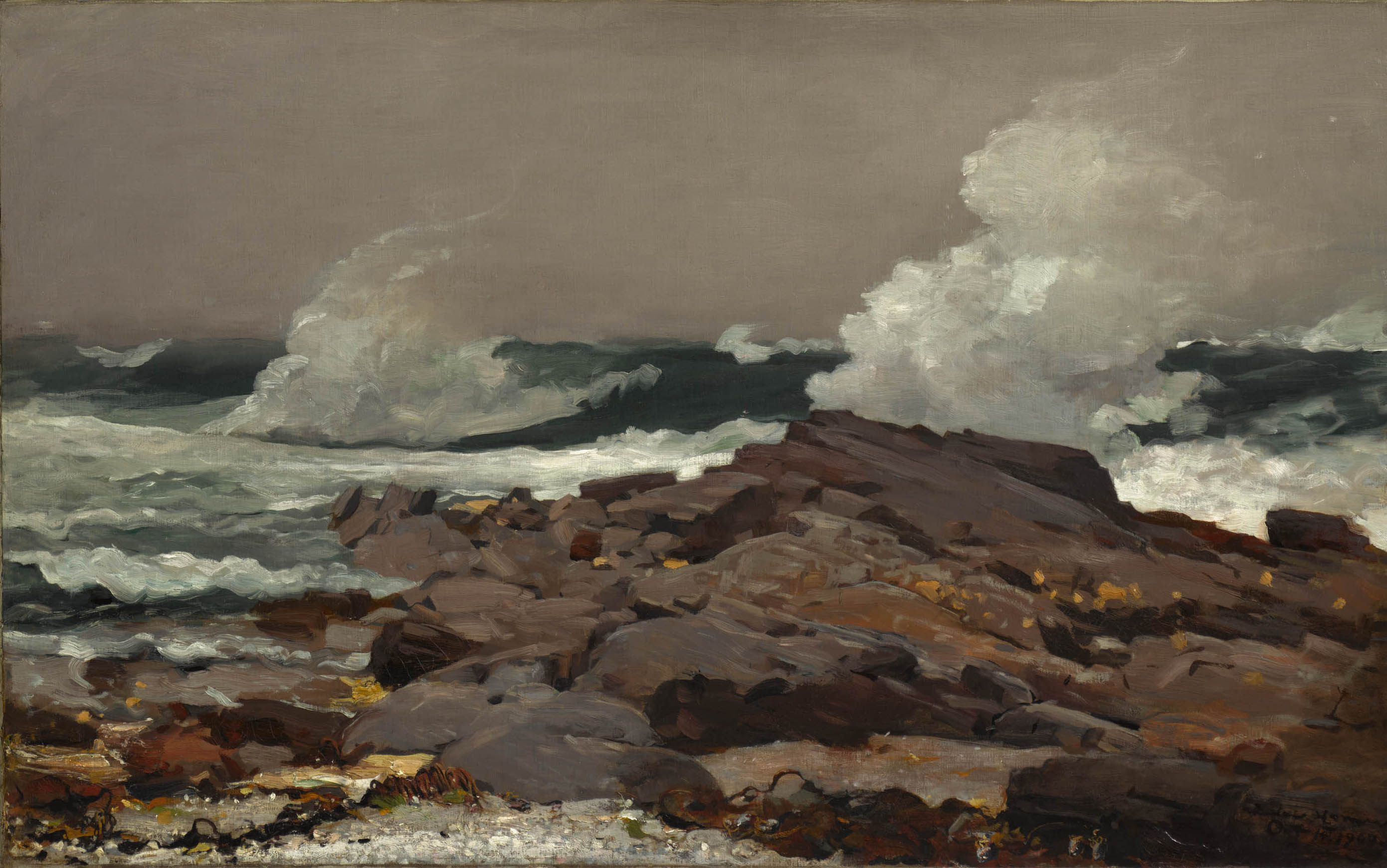 Winslow Homer Quotes