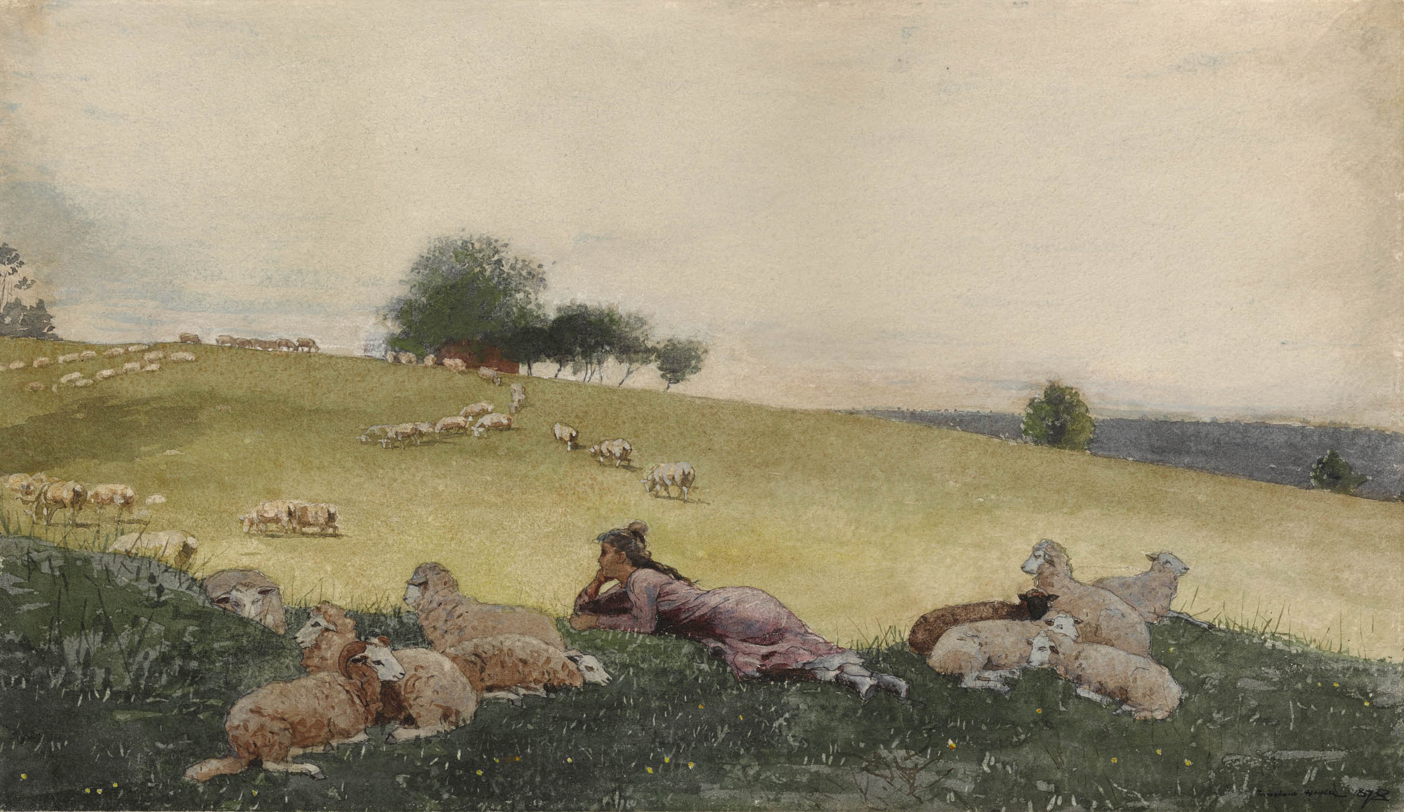 winslow homer life and works essay Essay database with free papers elizabeth johns uniquely examines winslow's life and work from the perspective the life and work of winslow homer, new.